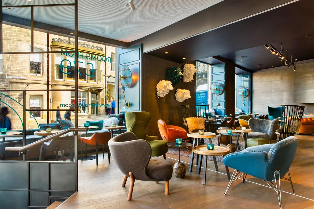 Motel One Edinburgh Royal | Guia de Escocia